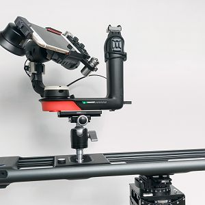 Movi Cinema Robot and ROV PRO Traveler